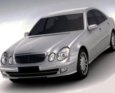 Поръчка Кола под наем Mercedes E class