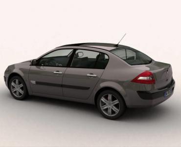 Поръчка Кола под наем Renault Megane