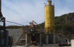 """Поръчка Производство на бетонови смеси Бетонов възел """"Златни пясъци"""""""