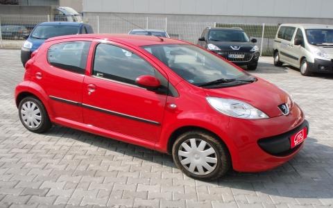 Поръчка Кола под наем Peugeot 107 Automatic