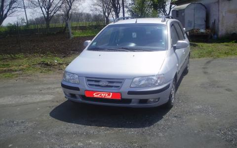 Поръчка Кола под наем Hyundai Matrix 1.6 Automatic