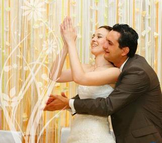 Поръчка Сватбена флористика