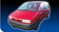 Поръчка Автомобил под наем Fiat Ulise 2.0 td