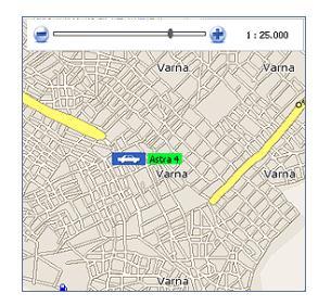 Поръчка Инсталиране на GPS системи