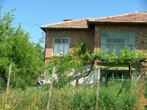 Поръчка Къща в село Вълче поле област Хасково