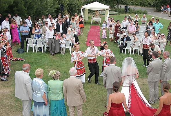 Поръчка Организиране и провеждане сватби и юбилейни тържества
