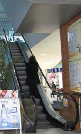 Поръчка Монтаж на ескалатори