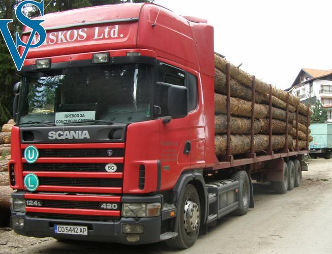 Поръчка Експортиране на дърво