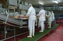 Поръчка Транжиране на месо