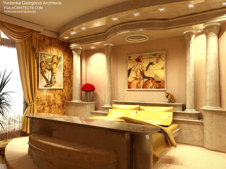 Поръчка Проектиране на интериори на апартаменти