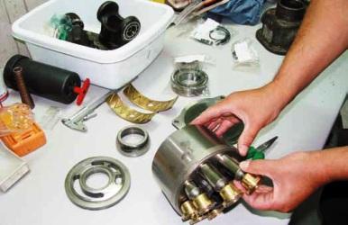 Поръчка Лицензиран монтаж, реконструкция и ремонт на хидравлични системи
