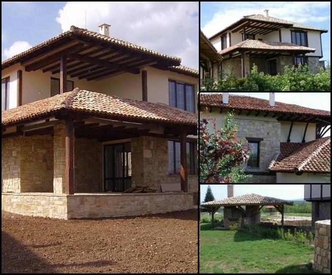 Поръчка Жилищен комплекс от самостоятелни къщи