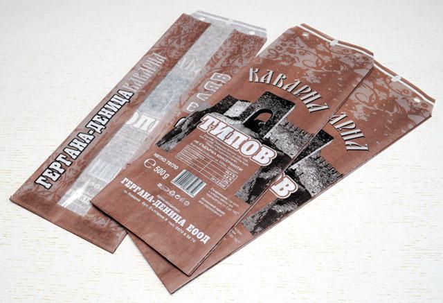 Поръчка Печат върху пликове