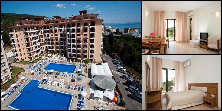 Поръчка Модерен Апарт-хотел в кк Златни Пясъци