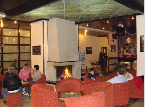 Поръчка Дневен бар с камина