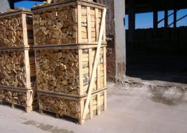 Поръчка Дърва за огрев