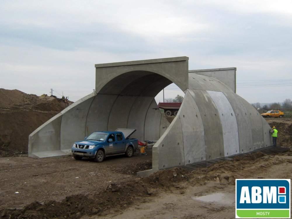 Поръчка Производство на стоманобетонни елементи за ЖП мост по линията