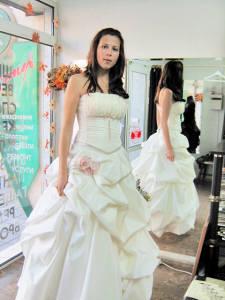 Поръчка Ушиване на рокли