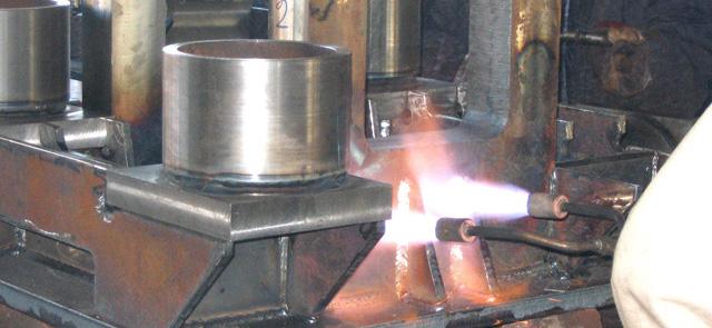 Поръчка Производството на нестандартни изделия от цветни метали