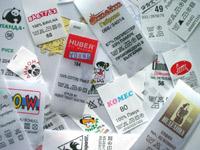 Поръчка Текстилни етикети и ленти