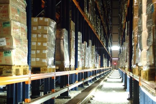 Поръчка Организация на складова логистика
