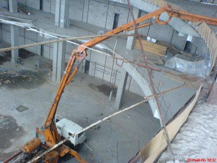 Поръчка Услуги за приготвяне на бетонови смеси, бетонови разтвори
