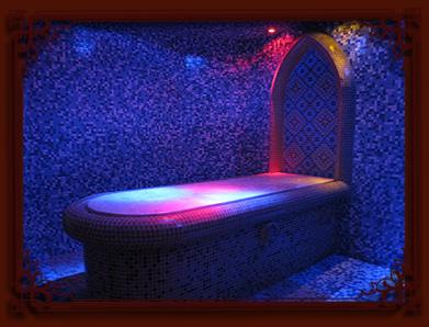 Поръчка Турска баня, сауна