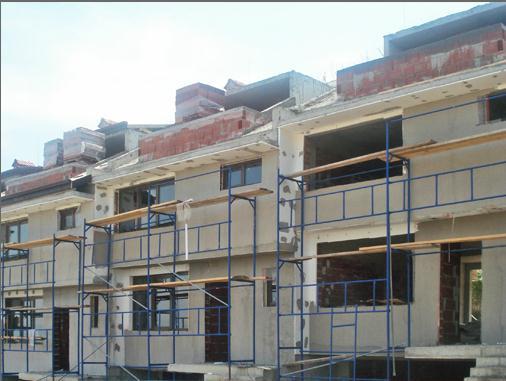 Поръчка Строителни услуги