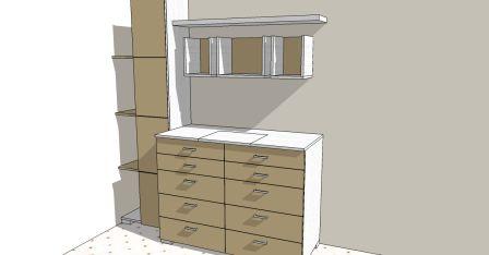 Поръчка Производство на мебели по поръчка