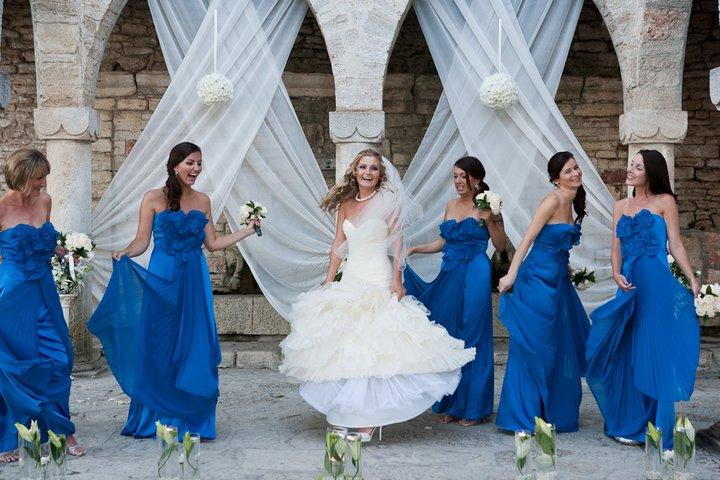Поръчка Сватбени услуги