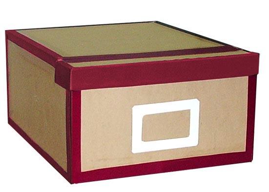 Поръчка Изработка на архивни кутии
