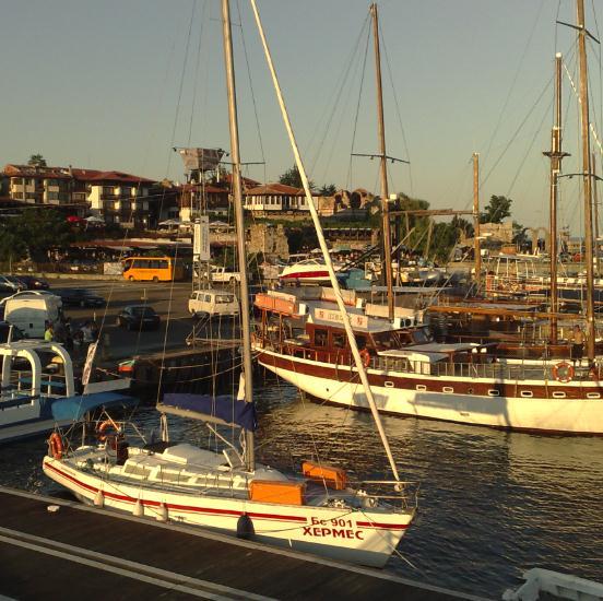 Поръчка Наем на яхти - Ветроходна Яхта Хермес