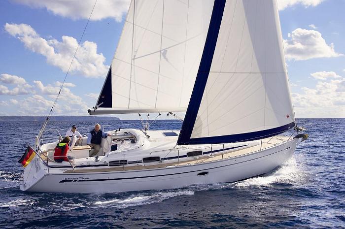Поръчка Наем на ветроходна яхта Bavaria 37