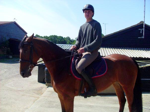 Поръчка Любителска езда и уроци за начинаещи