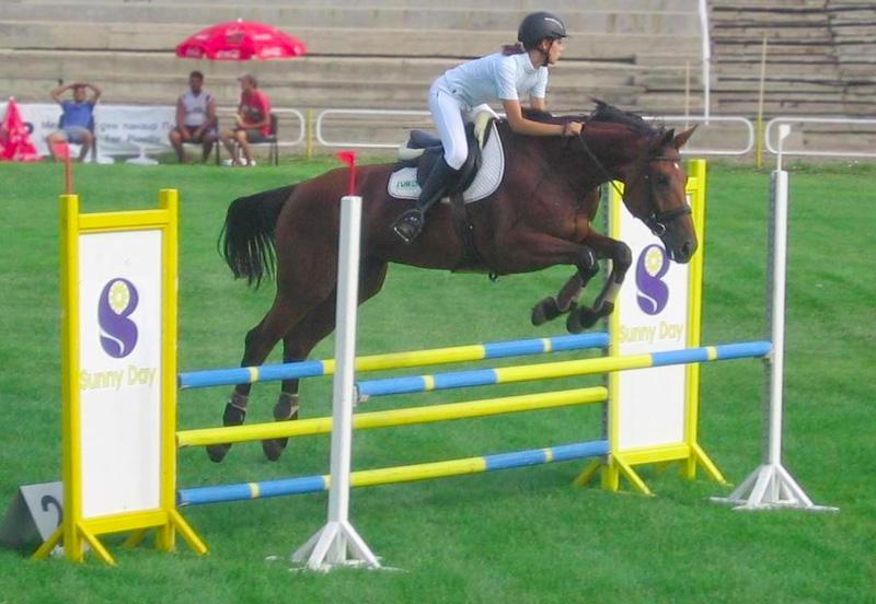 Поръчка Заниманията с коне