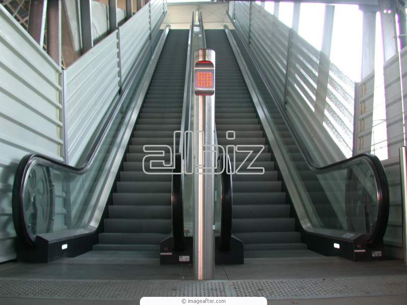 Поръчка Настройка на ескалатори