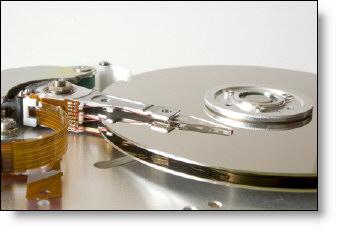 Поръчка Възстановяване на данни след изтриване