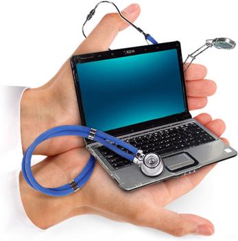 Поръчка Ремонт на лаптопи