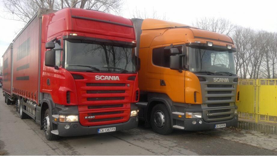 Поръчка Автомобилни превози на стоки Италия – България – Италия