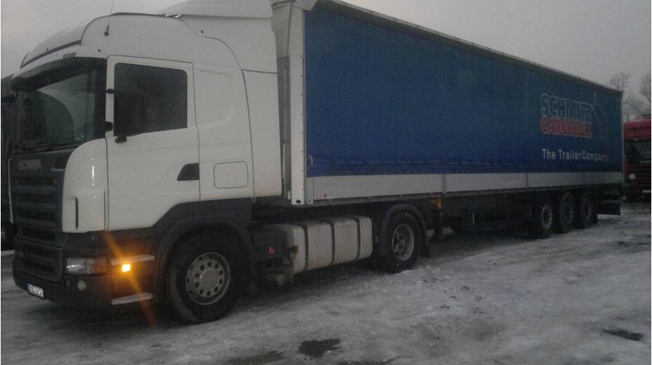 Поръчка Автомобилни превози на стоки Франция – България – Франция