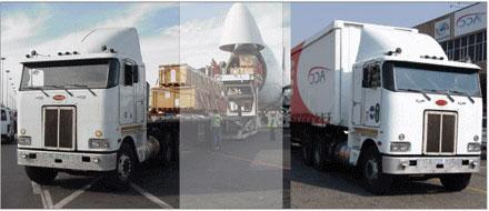 Поръчка Международна спедиция и складови операции със стоки