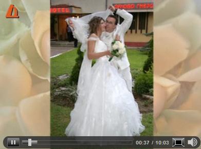 Поръчка Заснемане на сватби