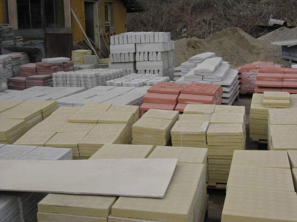 Поръчка Търговия със строителни материали