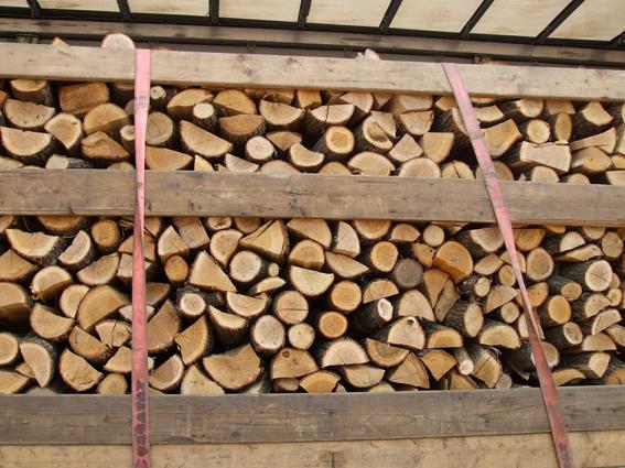 Поръчка Износ на дърва