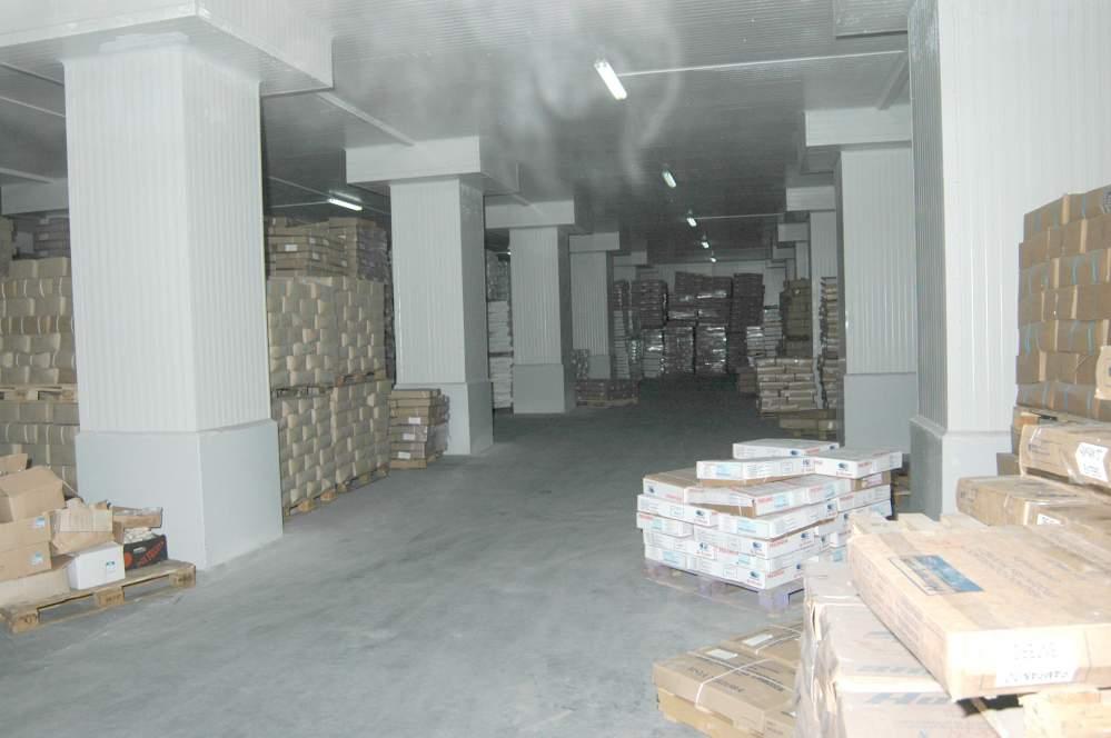 Поръчка Съхранение на стоки под режим митническо складиране