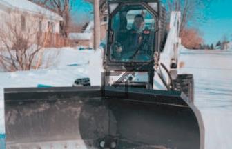 Поръчка Снегопочистване, автоматизирано изваждане на едрогабаритна растителност