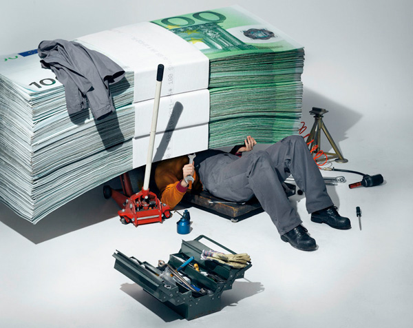 Поръчка Одит на финансови институции