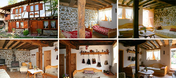 Поръчка Къща за гости СТОМНИТЕ, с. Бели Осъм, нощувки, селски туризъм