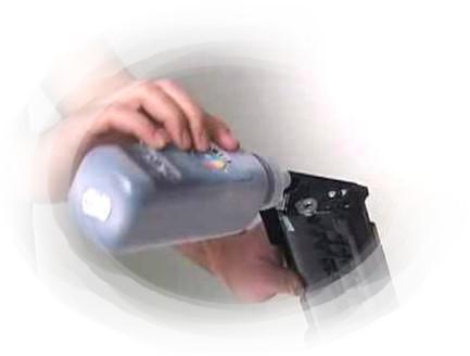 Поръчка Зареждане на тонер касети с доживотна гаранция