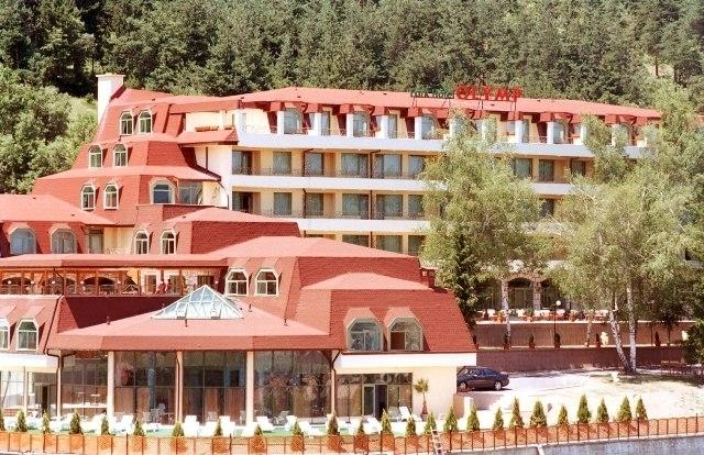 Поръчка Парк Хотел Олимп - Велинград